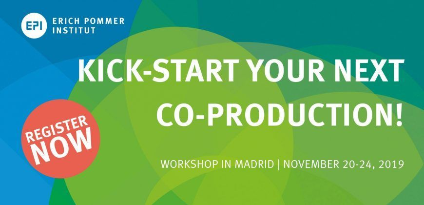 European Co-Production workshop in Madrid opens registration period.
