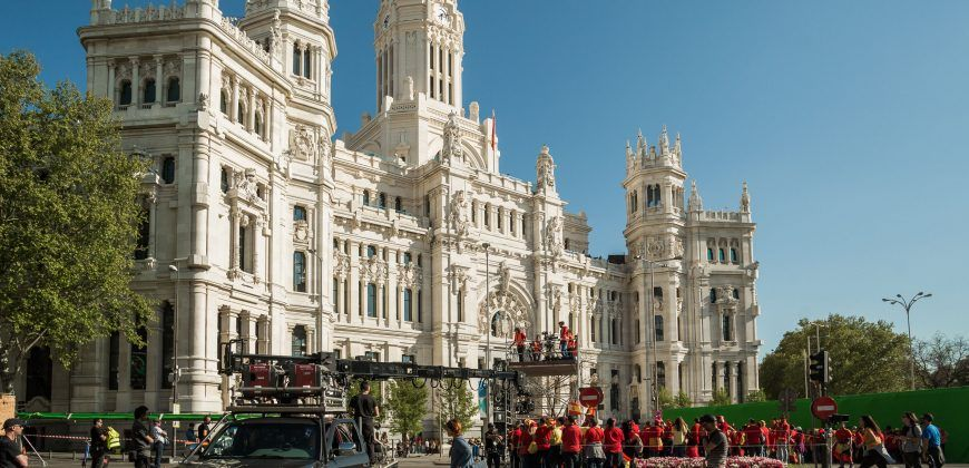 Make it possible in Madrid