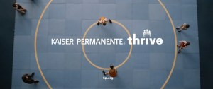 At never miss a beat too – Kaiser Permanente